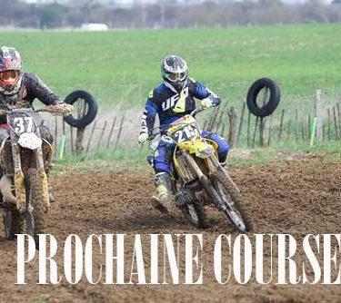 infos prochaine course motocross